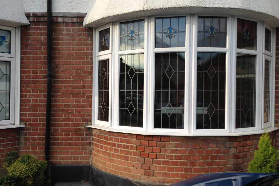 House Repointing Before
