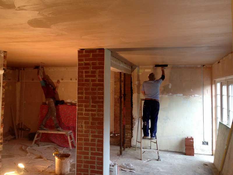 Plastering Rendering